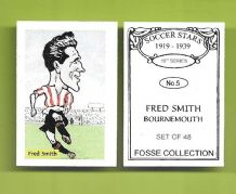 Bournemouth Fred Smith 5 (FC)